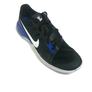 Nike Fs Lite Trainer 3 Black Blue Mens size 10